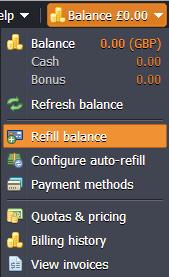 refill-balance