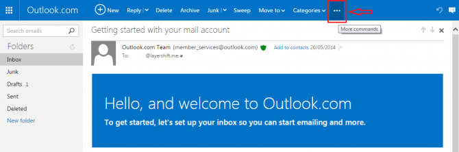 outlook.com more details edited